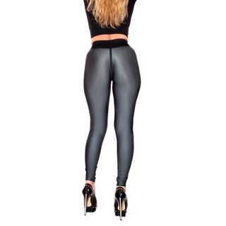 SLEEKCHEEK Ouvert Zip Comfort Waistband Leggings...