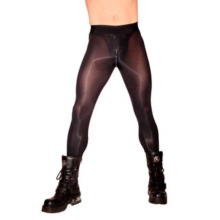 SLINKYSTYLEZ FrontForm Leggings HLAQ - SheerSpandex -...